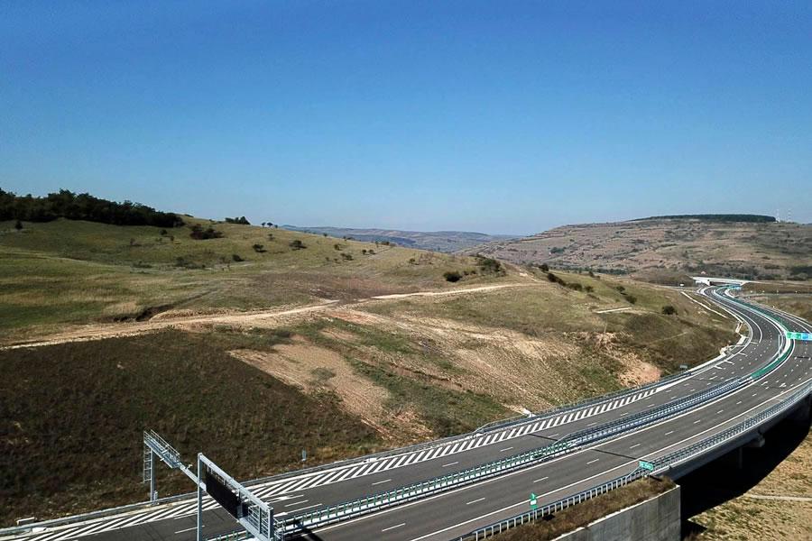guvernul citu a mai facut astazi un pas important in implemetarea proiectului privind constructia autostrazii transilvania in judetul salaj