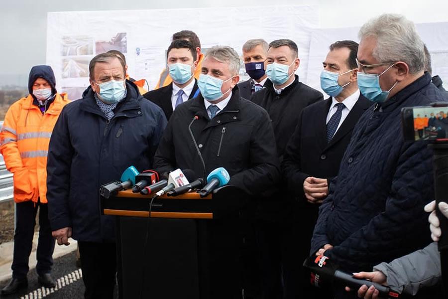 inca doua proiecte de infrastructura esentiale pentru regiunea moldovei au fost realizate