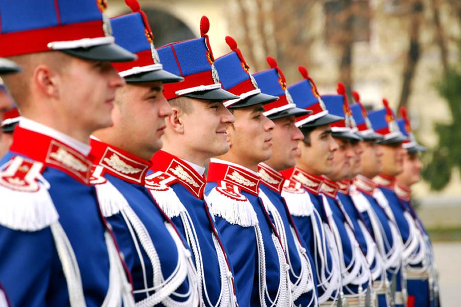 jandarmeria romana 171 de ani de existenta