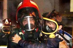 lucian bode ministrul afacerilor interne de ziua internationala a pompierilo in fiecare dintre voi regasesc curaj si devotament