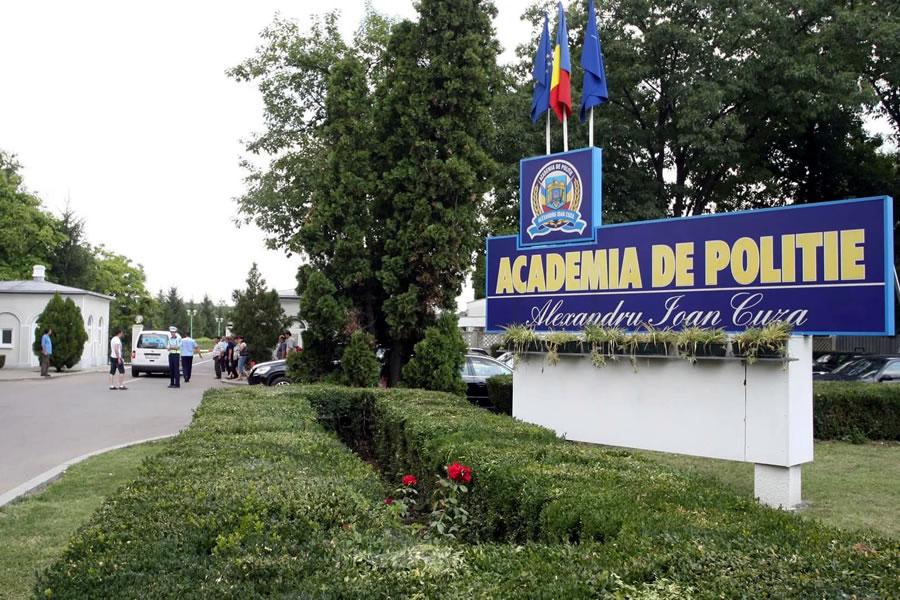 reorganizarea academiei de politie este un pilon fundamental al reformei mai